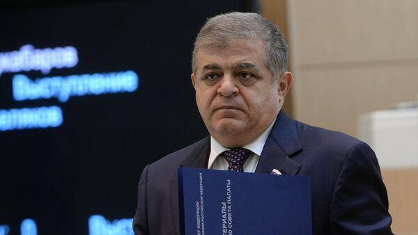 Vladimir Džabarov - Sputnik Česká republika