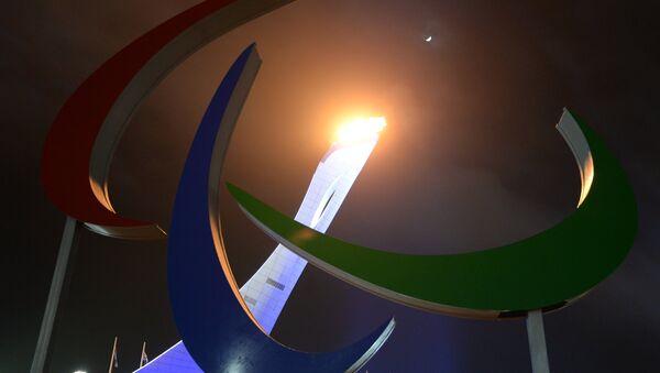 Symbol Paralympiády - Sputnik Česká republika