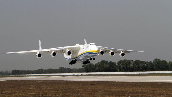 An-225 Mrija - Sputnik Česká republika
