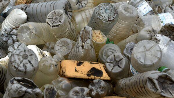 Plastový odpad - Sputnik Česká republika