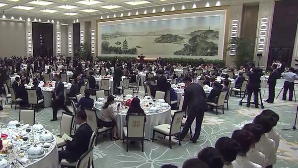 Čína: lídři G20 se účastní uvítací večeře v Chang-čou - Sputnik Česká republika