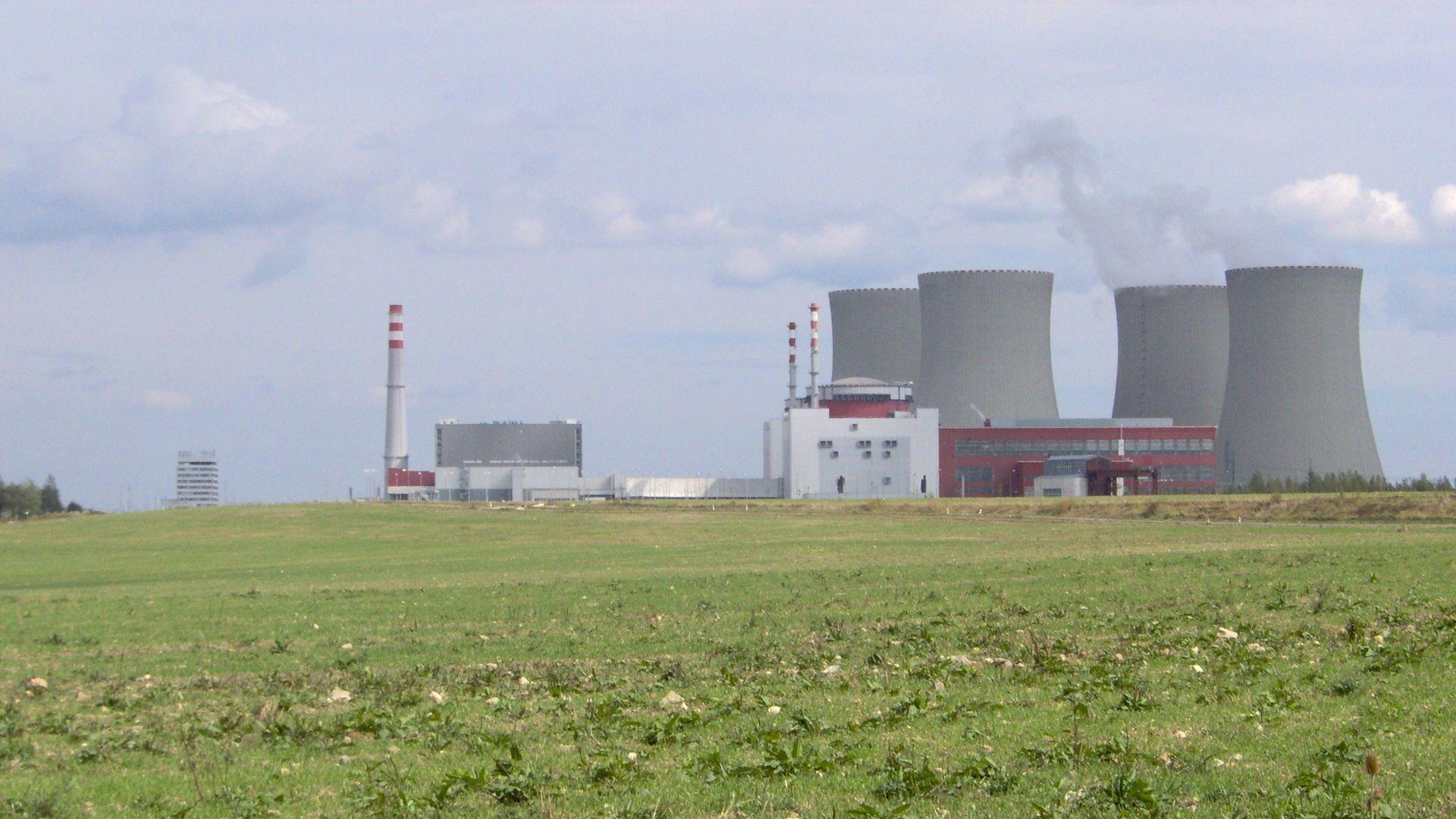 Elektrárna Temelín - Sputnik Česká republika, 1920, 15.09.2021