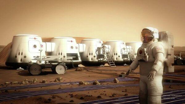 Kolonizace Marsu - Sputnik Česká republika