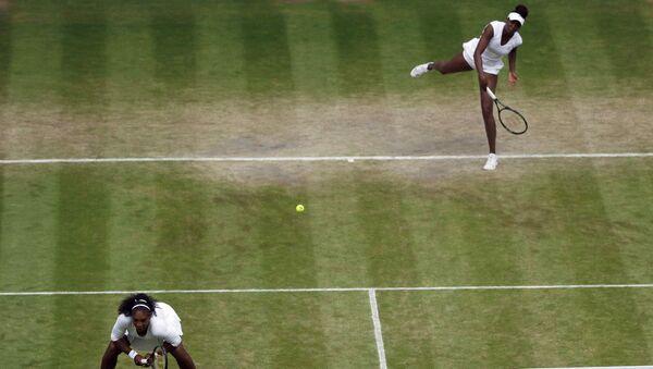 Serena a Venus Williamsové - Sputnik Česká republika