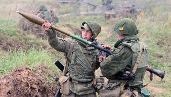 Nejefektivnější zbraně Ruska - Sputnik Česká republika