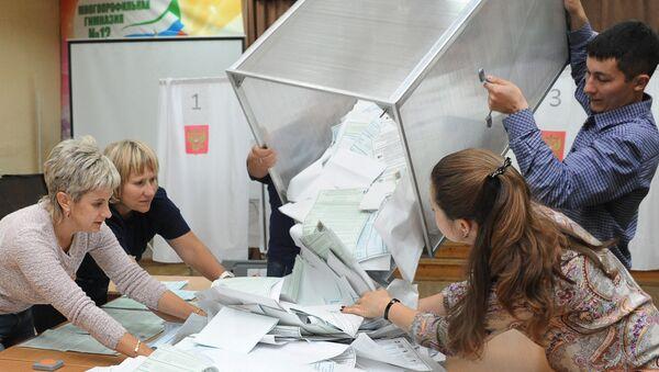 Volby do Státní Dumy - Sputnik Česká republika
