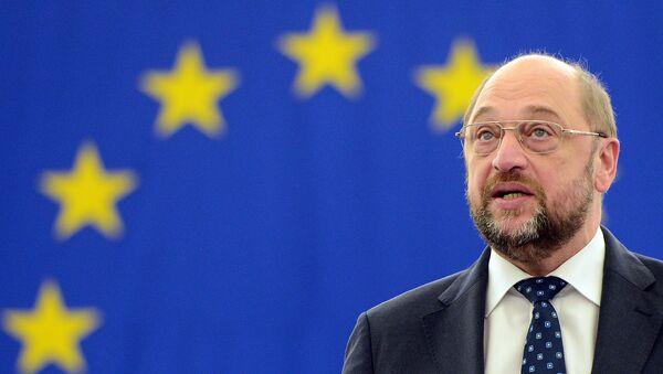 Martin Schulz - Sputnik Česká republika