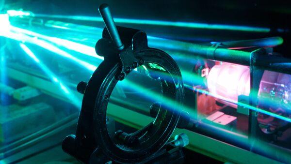 Laser - Sputnik Česká republika