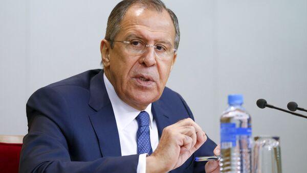 Sergej Lavrov, ruský ministr zahraničí. Ilustrační foto - Sputnik Česká republika