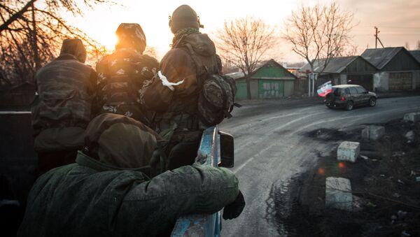 Konflikt na Ukrainie - Sputnik Česká republika