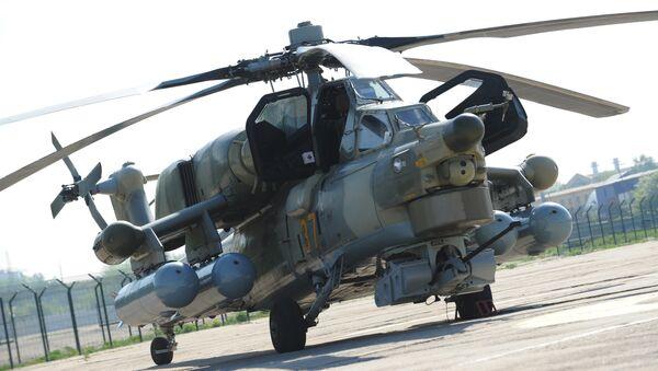 Mil Mi-28 Noční lovec - Sputnik Česká republika