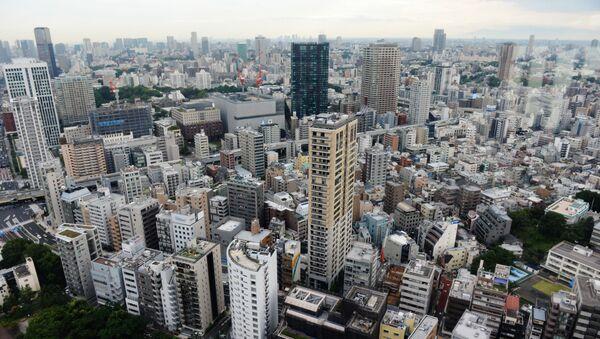 Pohled na Tokio - Sputnik Česká republika