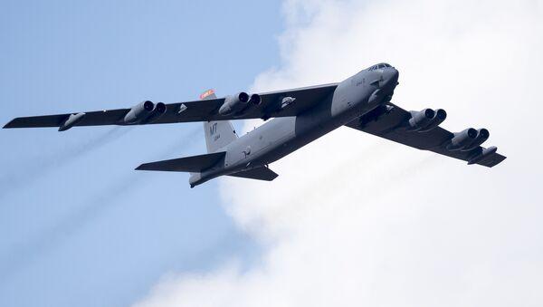 Bombarder B-52 - Sputnik Česká republika