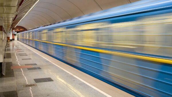 Stanice metra v Kyjevě - Sputnik Česká republika