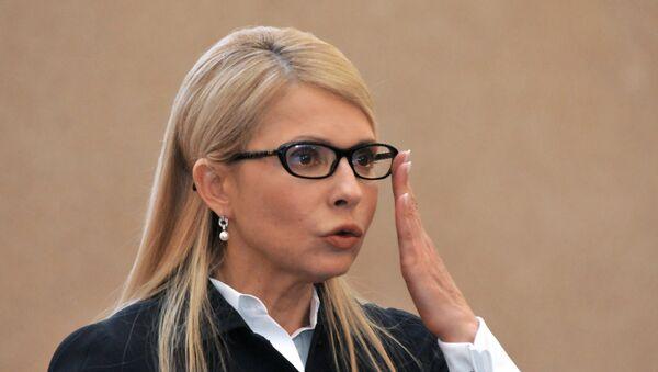 Julije Tymošenková - Sputnik Česká republika