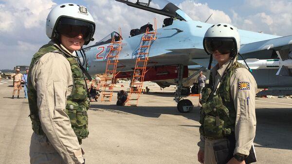 Ruské letectvo: 2 roky v Sýrii - Sputnik Česká republika