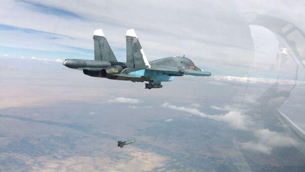 Ruské letectvo: rok v Sýrii - Sputnik Česká republika