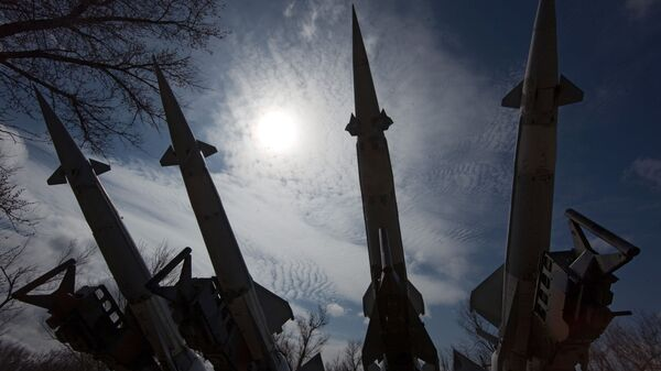 Rakety - Sputnik Česká republika