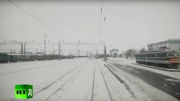 Dokumentární seriál. Transsibiřská odysseia (5. díl) - Sputnik Česká republika