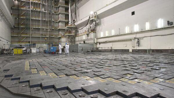 Poslední ruský reaktor na plutonium - Sputnik Česká republika
