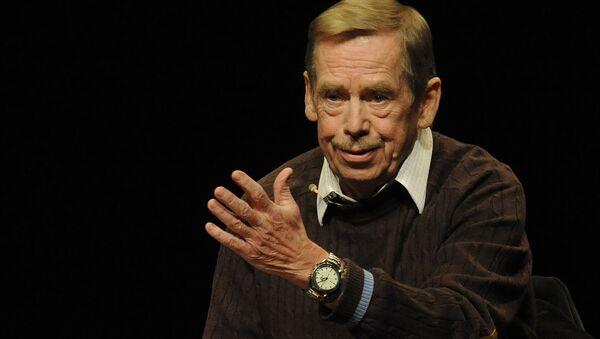 Bývalý český prezident Václav Havel - Sputnik Česká republika