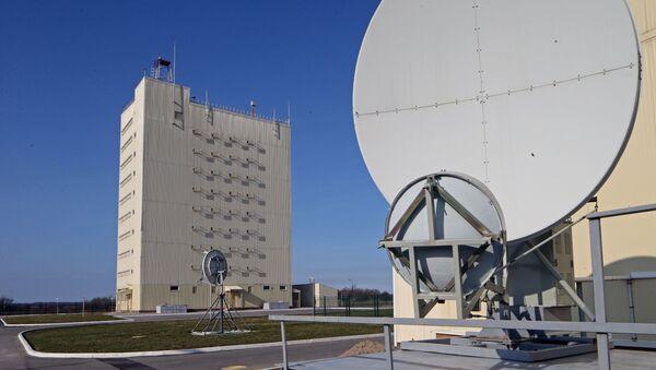 Radarová stanice Voroněž - Sputnik Česká republika