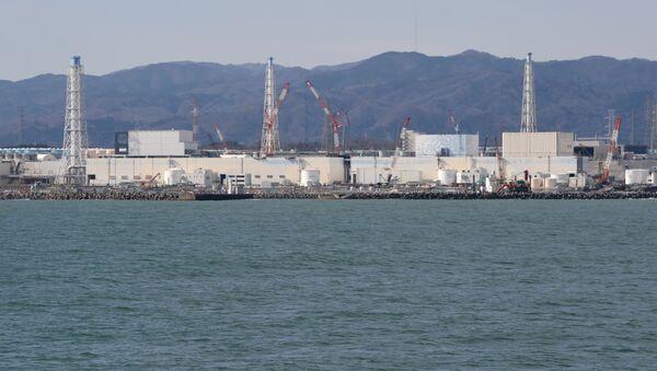 Atomová elektrárna Fukušima - Sputnik Česká republika