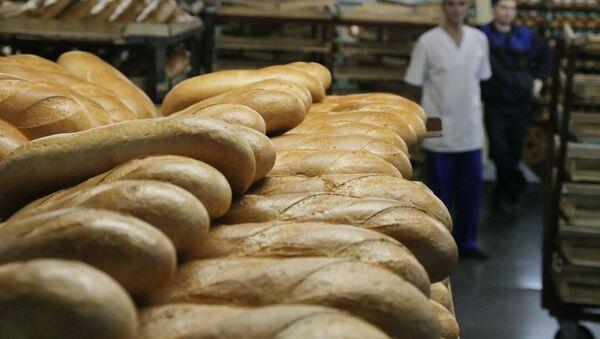Výroba chleba - Sputnik Česká republika