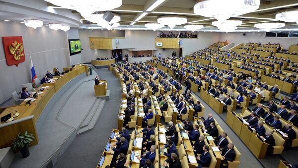 Státní Duma - Sputnik Česká republika