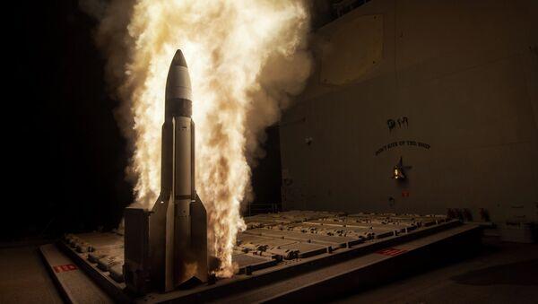 Systém PRO Standard Missile-3 (SM-3) - Sputnik Česká republika