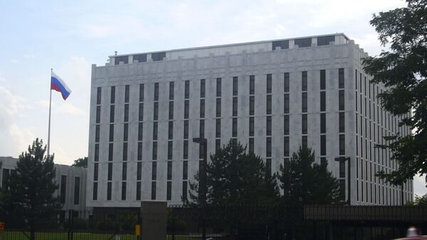 Velvyslanectví RF ve Washingtonu - Sputnik Česká republika