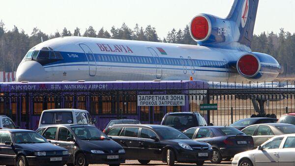 Letadlo společnosti Belavia - Sputnik Česká republika