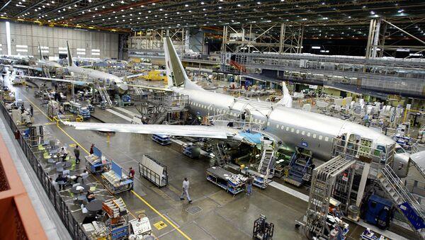 Závod společnosti Boeing - Sputnik Česká republika