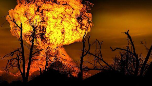 Jaderný výbuch - Sputnik Česká republika