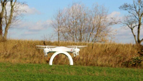 Dron. Ilustrační foto - Sputnik Česká republika