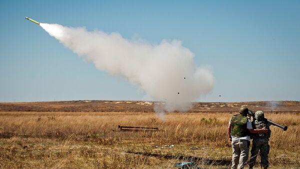 Přenosná protiletadlová raketa Stinger - Sputnik Česká republika