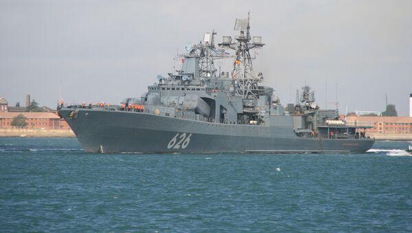 Loď Viceadmirál Kulakov - Sputnik Česká republika