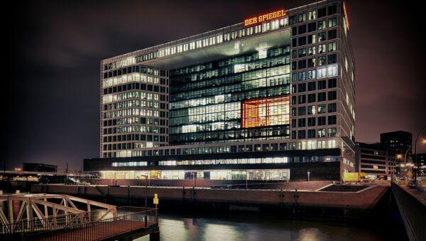 Der Spiegel - Sputnik Česká republika