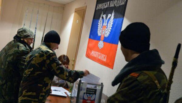 Volby v DLR - Sputnik Česká republika