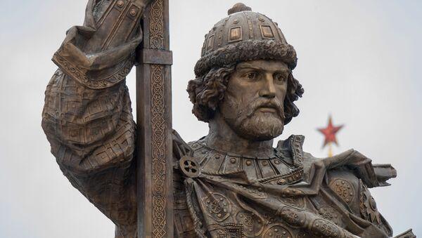 odhalení památníka knížete Vladimira - Sputnik Česká republika