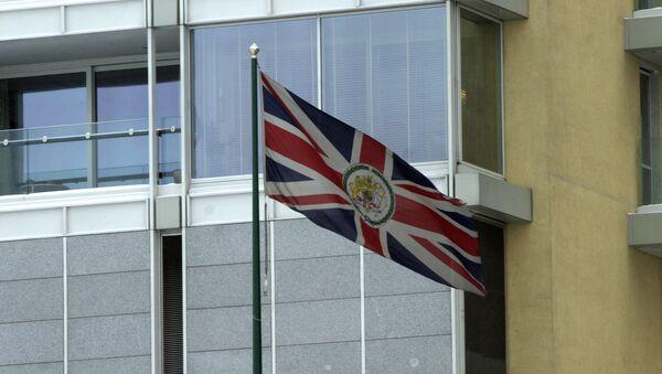 Velvyslanectví Velké Británie v Moskvě. Ilustrační foto - Sputnik Česká republika