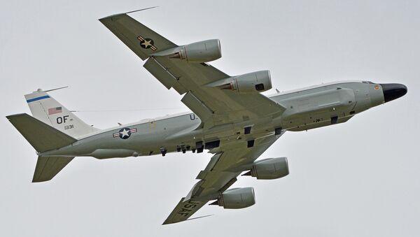 Boeing RC-135W  - Sputnik Česká republika