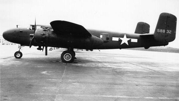 amerikanský bombardér B-25 - Sputnik Česká republika