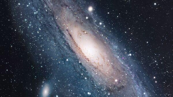 Galaxie v Andromedě – nejbližší velká galaxie u Mléčné dráhy - Sputnik Česká republika