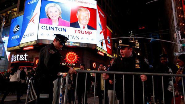 Náměstí Times Square - Sputnik Česká republika