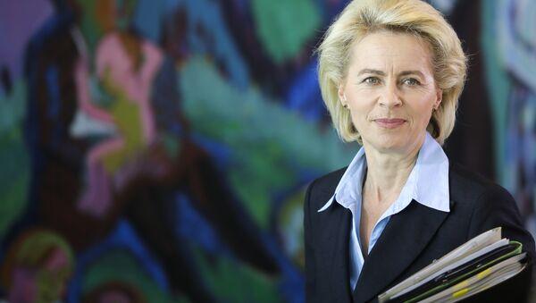Ursula von der Leyen - Sputnik Česká republika