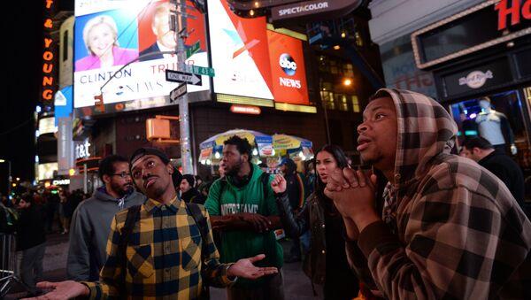 Náměstí Times Square v New Yorku - Sputnik Česká republika