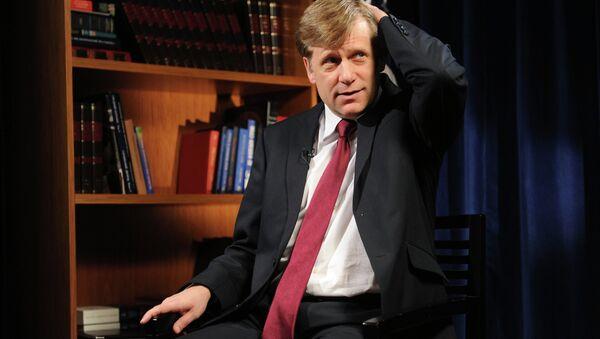 Bývalý americký velvyslanec v Rusku Michael McFaul - Sputnik Česká republika