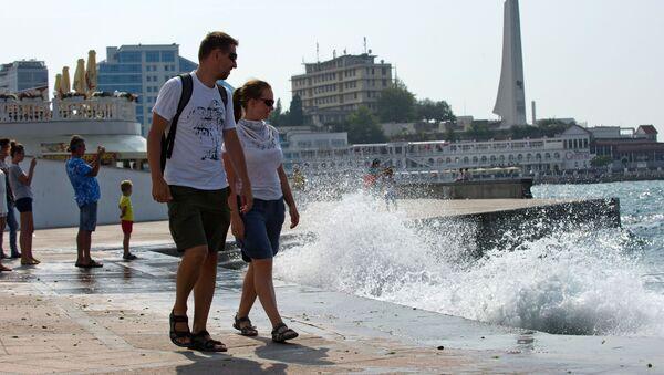 Sevastopol, Krym - Sputnik Česká republika