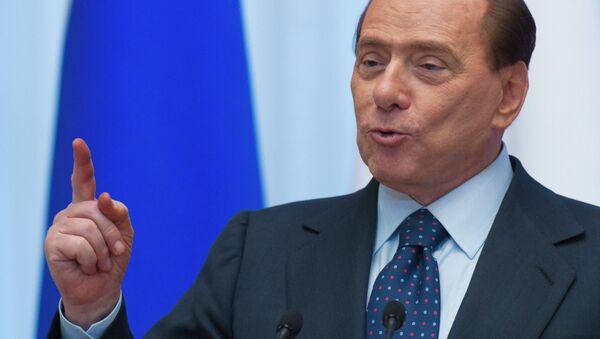 Bývalý italský premiér Silvio Berlusconi. Ilustrační foto - Sputnik Česká republika